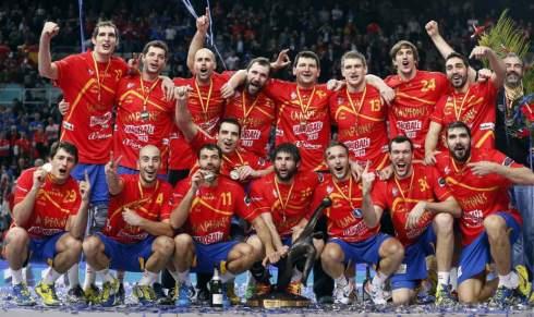 España logró su segundo título mundial. FOTO:www.20minutos.es