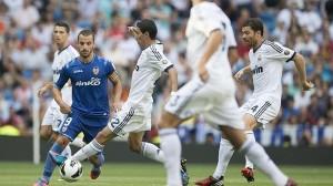 Imagen del último Real Madrid-Valencia de Liga