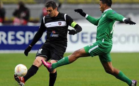 Ballesteros y Rondón. FOTO:www.goal.com