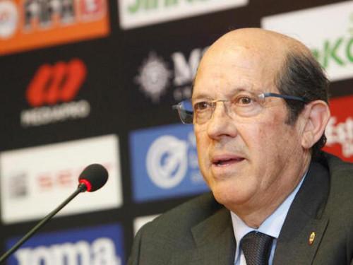 Manuel Llorente, ex presidente del Valencia CF. FOTO:www.deportes.terra.es
