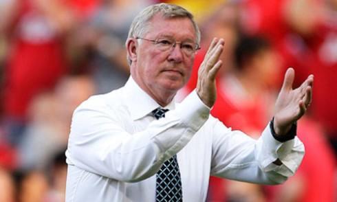 Sir Alex Ferguson. FOTO: www.crhoy.com