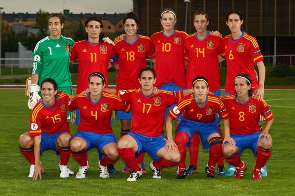 Imagen reciente de la selección española femenina. FOTO:altaspulsaciones.com