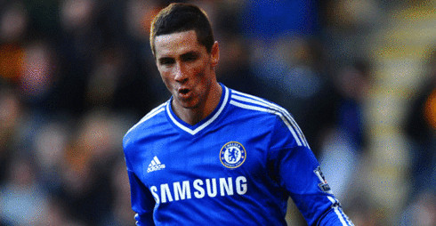 Fernando Torres. FOTO: express.co.uk