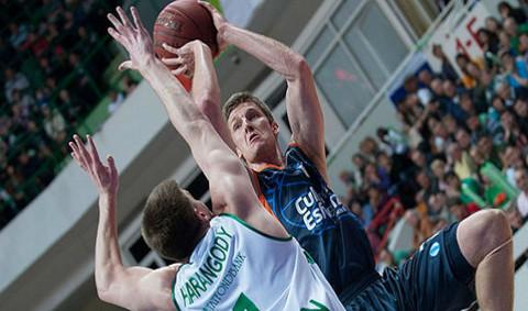 Justin Doellman fue nombrado MVP de la final.