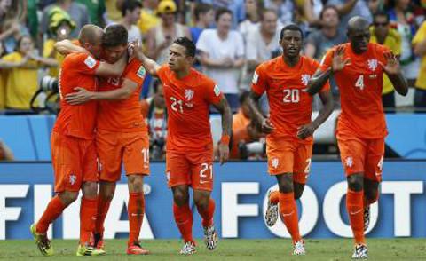 Holanda es una de las selecciones que ha ganado sus 4 partidos. FOTO:notimundo.ec