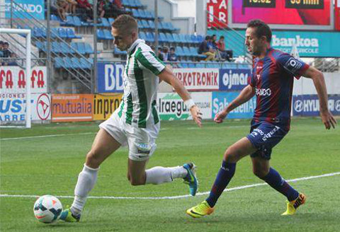 Córdoba y Eibar sorprendieron con su ascenso a Primera.