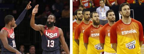 Estados Unidos, actual campeón, y España, como anfitrión, los favoritos al título mundial