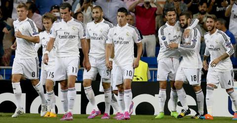 El Real Madrid es el actual campeón de la Champions.