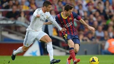 Real Madrid y Barcelona, dos pesos pesados del fútbol europeo y mundial.