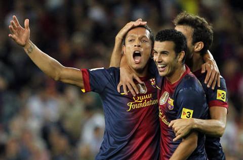 El Barcelona de la temporada 2012-2013 consiguió 100 puntos.