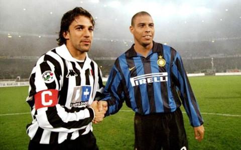 El 'derbi de Italia' lo han jugado muchos de los mejores del mundo. FOTO:goal.com