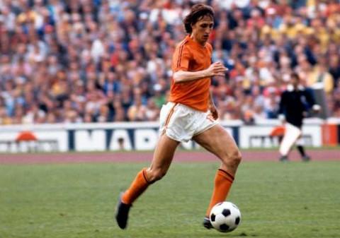 Johan Cruyff y Holanda asombraron al mundo en los años 70.