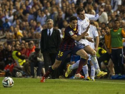 Imagen de la última final, que ganó el Real Madrid.