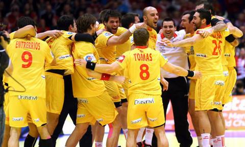 España busca revalidar el título conseguido en 2013.