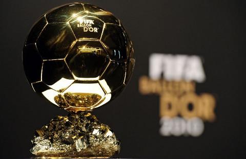 Imagen del 'FIFA Balón de Oro'.