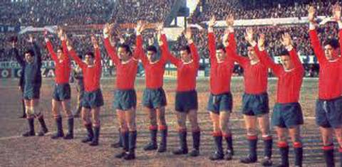 Independiente ganó su segunda Copa Libertadores en 1965.