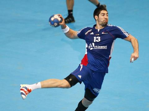 Nikola Karabatic, estrella de Francia.