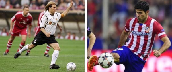 Valencia CF y Atlético de Madrid se quedaron a un paso del título de la Liga de Campeones.