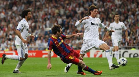 Real Madrid y Barcelona, los dos mejores equipos españoles en Europa.