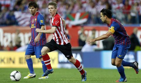 Barcelona y Atthletic de Bilbao fueron creados en el siglo XIX.