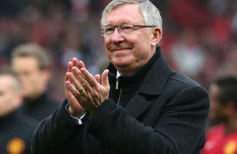 Sir Alex Ferguson es el técnico con más títulos de la historia.