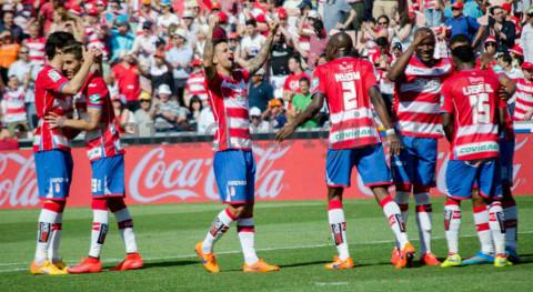 El Granada se salvó en la última jornada.