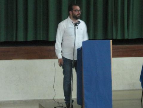 Víctor Orta, director deportivo del Elche.