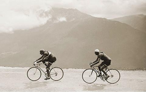 El Tour incluye etapas de montaña desde 1910.