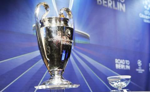 Imagen de la 'Orejona', copa que se da al vencedor de la Champions