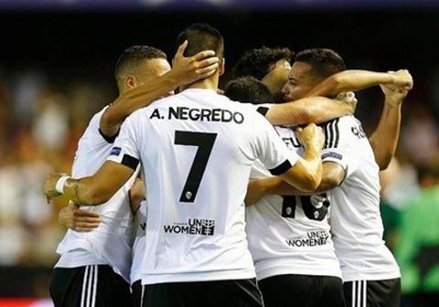 El Valencia CF ha sido el equipo que más ha gastado.