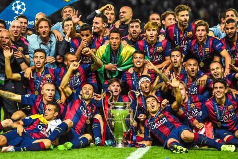 El Barcelona es el actual campeón del torneo.