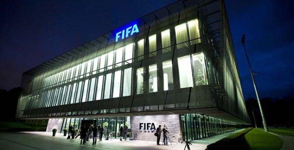 Sede de la FIFA en Zurich (Suiza)