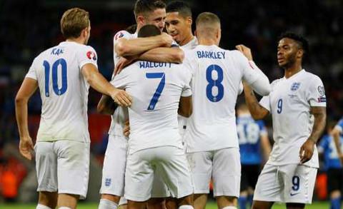 Pleno inglés: 10 partidos, 10 victorias.